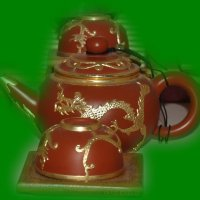 Китайский чайник. :: Михаил Шор