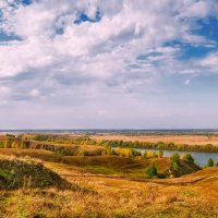Вид на реку Оку :: Светлана Л.