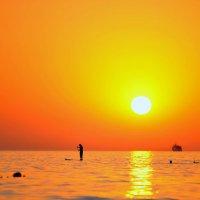 Закат у моря :: Sergey Hakobyan