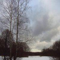 А небо почти весенее :: Андрей Лукьянов