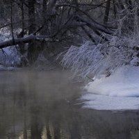 Инеем покрыты берега :: Владимир Максимов