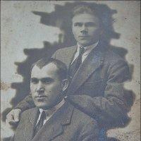 Братья. 1940 год :: Нина Корешкова