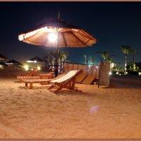 Ночной пляж :: Андрей Заломленков