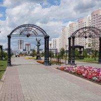 Кусочек летнего Новокузнецка :: Наталия Григорьева
