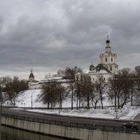 Пейзаж-1 :: Сергей Наумов