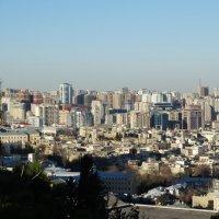 Stariy i noviy Baku :: azer Zade