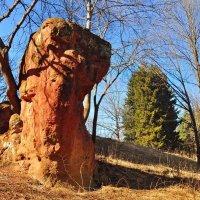 Красные камни :: Mikhail
