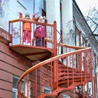 Любимая лестница. :: cfysx