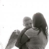 И спустился ангел с небес... :: Юля Колосова