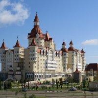 Отель в Олимпийском парке :: Вера Щукина