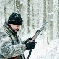 охотник :: Екатерина Куликова