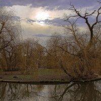 Сказочный остров на закате дня :: Игорь Хижняк