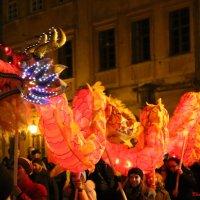Празднование Китайского Нового года во Львове-3. :: Руслан Грицунь