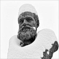 Зима была снежной :: Николай Белавин