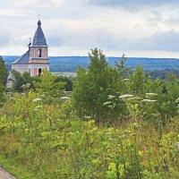 дорога к храму :: Андрей Аблеков
