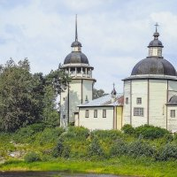 Церковь Воскресения Христова (1563г.) :: Iuliia Efremova