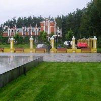 Дворец современной частной усадьбы :: Виктор Мухин