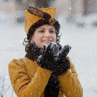 Счастливый снег :: Виктор Перякин
