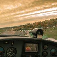 Вечерний полет :: Валерий Смирнов