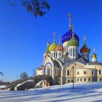 Церковь Святого Игоря Черниговского. :: Александр Назаров