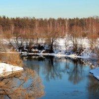 Февраль, похожий на апрель :: Вячеслав Минаев