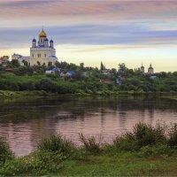 На вечерней зорьке. :: Laborant Григоров