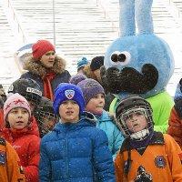 Праздник зимних видов спорта :: Светлана Мещан