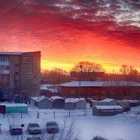 Вот такое утро... :: Владимир Анатольевич