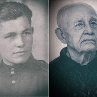 Между снимками 68 лет :: Елена Миронова