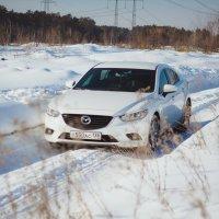 Mazda 6 :: Людмила Габибуллаева