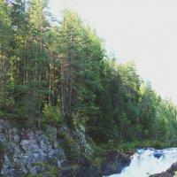 Водопад Кивач :: Виктория Титова