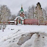 Введенская церковь. :: vkosin2012 Косинова Валентина