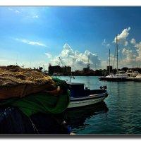В порту Катании. Сицилия. :: Leonid Korenfeld