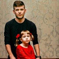 Брат и сестра. :: Алексей Хаустов