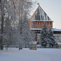 Зимний этюд 23 :: Константин Жирнов