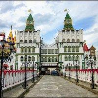 Кремль в Измайлово :: Elena Spezia