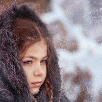 Зима... :: Олеся Корсикова