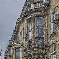 Балконы :: Игорь Кузьмин