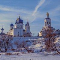 сияют купола Боголюбовского монастыря :: Сергей Цветков