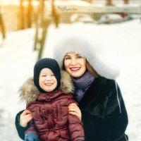 Маша и Миша :: Ангелина Косова