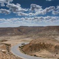 пустыня Негев - Израиль :: Stanislav Gvozdin