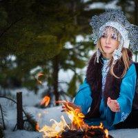 Снегурочка :: Екатерина Бражнова
