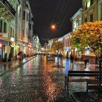 Осіння вулиця :: Степан Карачко