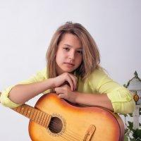 Гитара :: Наталия Панченко