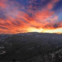 Зимний закат... :: Alex S.