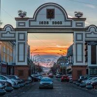 Красноярск, Триумфальная арка :: Андрей Поляков