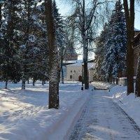 Зимний этюд 27 :: Константин Жирнов