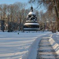 Зимний этюд 28 :: Константин Жирнов