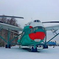 В музее авиации :: Григорий Кучушев