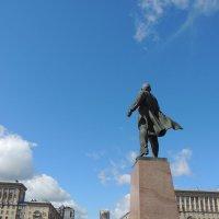 Вид на Ленинский проспект :: Евгения Чередниченко